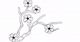 Рисунки весны для срисовки (25 фото)