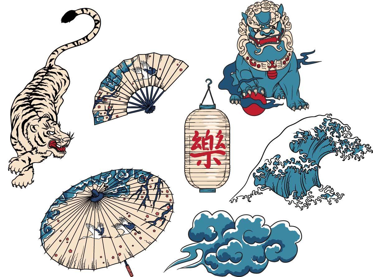 Шедевры японского дизайна картинки неосторожного