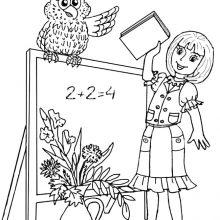 Красивые картинки для срисовки для школы (22 фото)