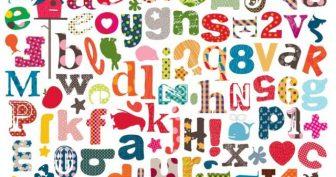 Красивые надписи на английском для срисовки (14 фото)