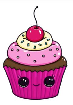 Картинки торта для срисовки (24 фото) 🔥 Прикольные ...