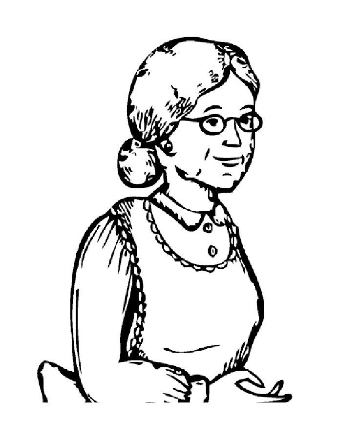 Для, картинки бабушке нарисовать
