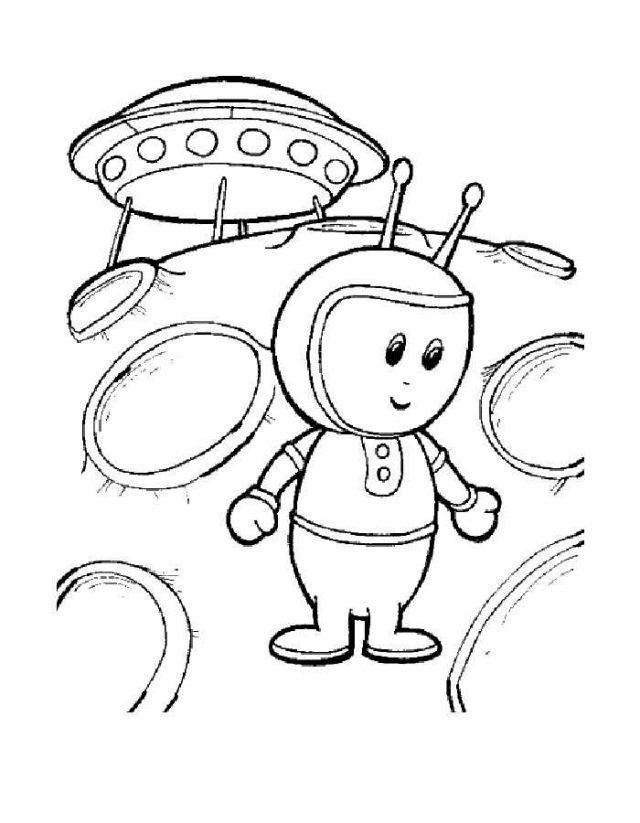 Картинки на день космонавтики для срисовки (26 фото ...