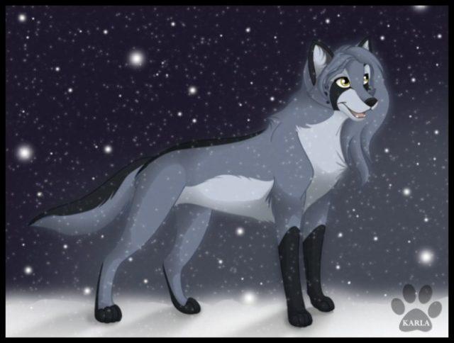 Картинки для срисовки аниме волки (24 фото) 🔥 Прикольные ...