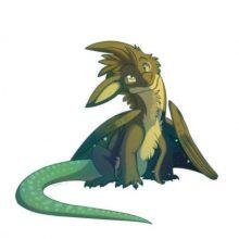 Картинки драконы карандашом для срисовки (33 фото)
