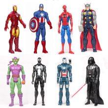 Рисунки для срисовки супергероев (16 фото)