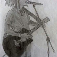 Рисунки для срисовки Моргенштерна (15 фото)