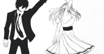 Картинки для срисовки парень и девушка (60 фото)