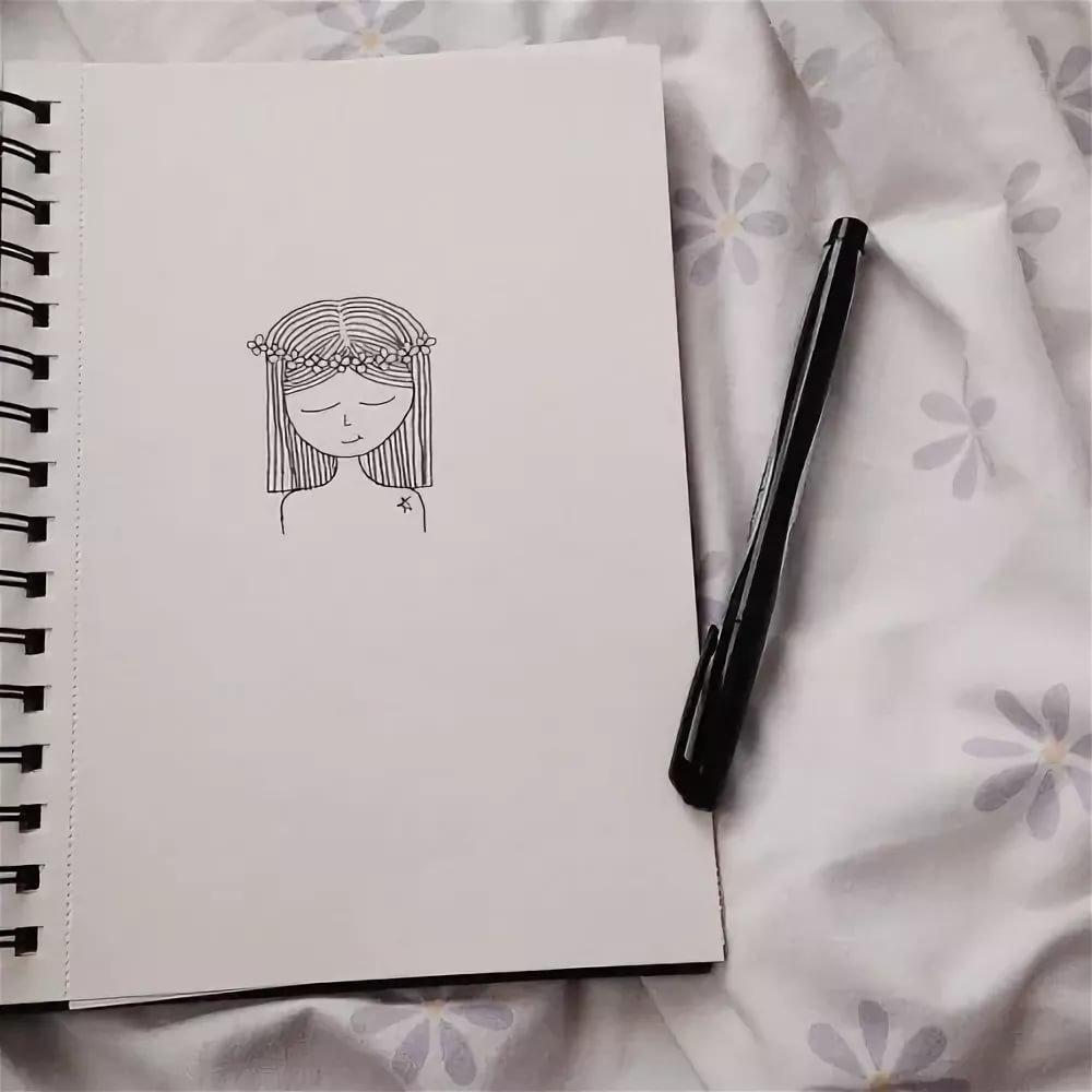 Рисуем картинки для скетчбука