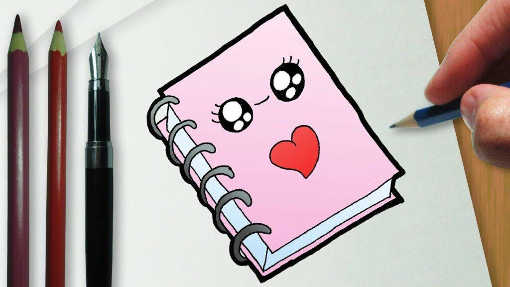 Картинки дневника карандашом
