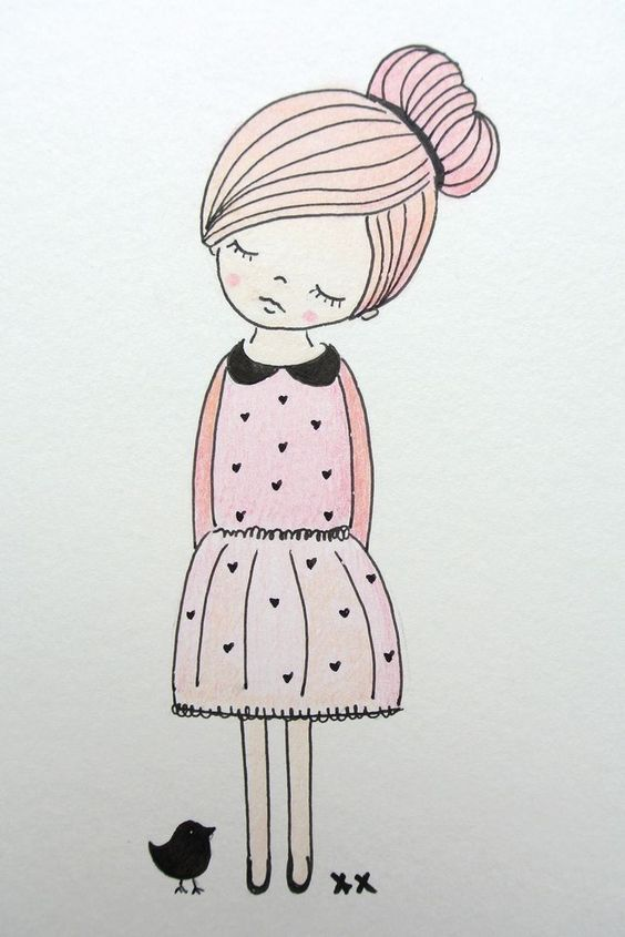 Картинки для срисовки для подростков 14 лет (34 фото ...