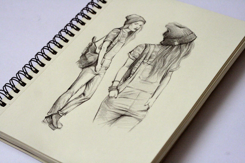 Интересный картинки карандашом