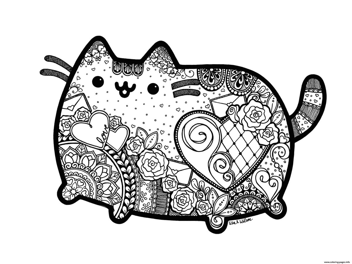 Картинки для лд черно белые котята