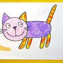 Рисунки для срисовки для детей 5 лет (34 фото)