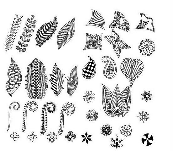 Татуировки ручкой : легкие картинки для срисовки