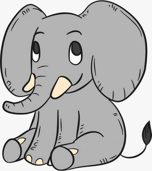 девальвация слон картинка нарисовать рулевые тяги