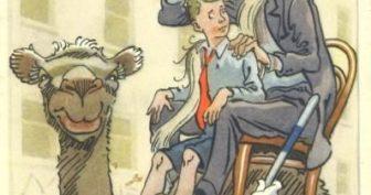 Рисунок к сказке «Старик Хоттабыч» карандашом (53 фото)