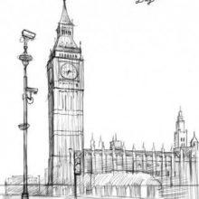 Картинки для срисовки страны (15 фото)