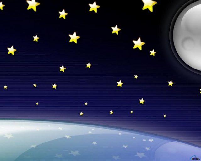 Рисунки карандашом звездное небо (21 фото) 🔥 Прикольные ...