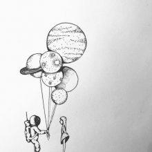 Картинки для срисовки для подростков (28 фото)