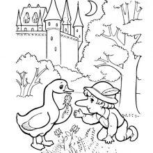 Рисунки к сказке «Маленький мук» карандашом (79 фото)