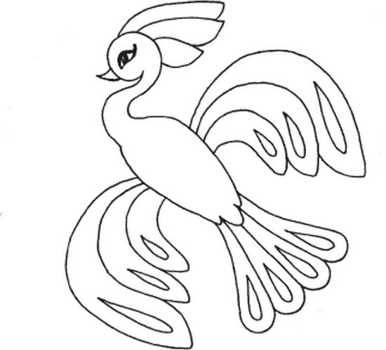 пример жар-птица без хвоста картинки раскраски косточки цитрусовых фруктов