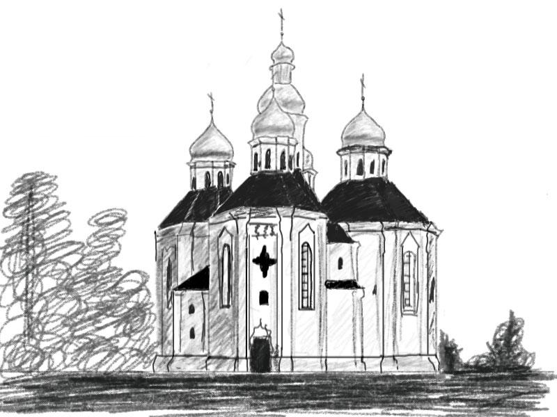 Камчатке, картинки церквей и храмов для срисовки