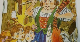 Рисунки к сказке «Королевство кривых зеркал» карандашом (27 фото)