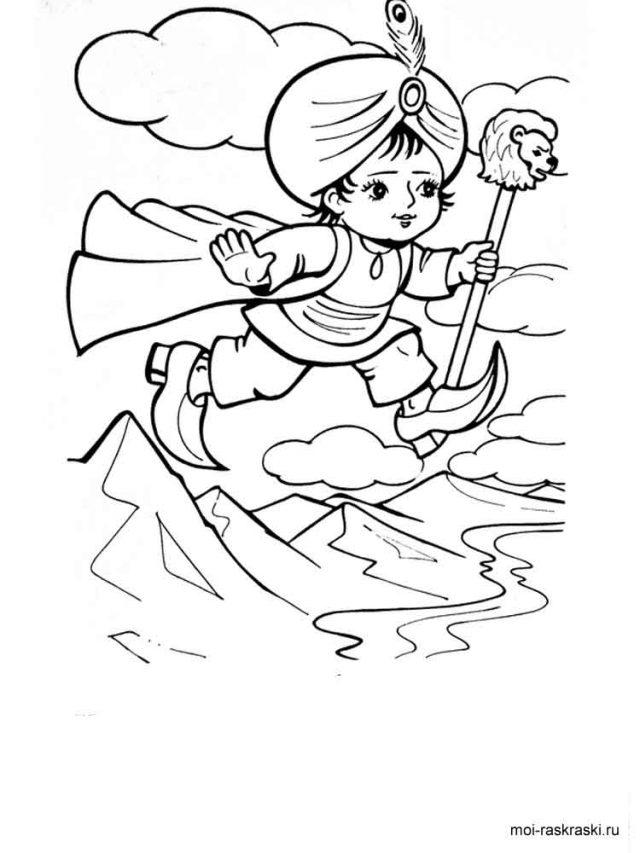 """Рисунки к сказке """"Маленький мук"""" карандашом (49 фото ..."""