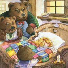 Рисунки карандашом из сказки «Три медведя» (27 фото)