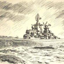 Рисунки военной техники карандашом (32 фото)