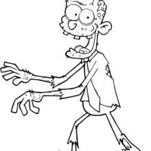 Картинки для срисовки Растения против зомби (20 фото)