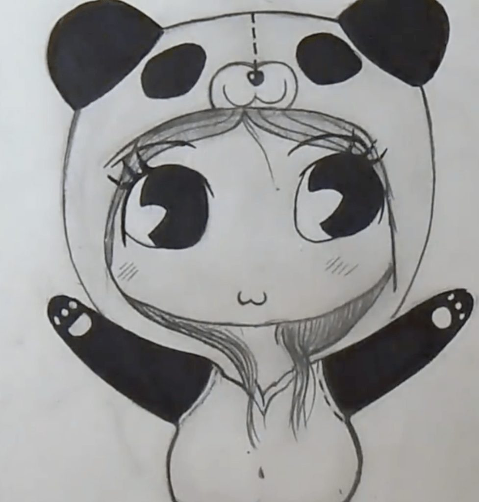 можно картинки милых панд карандашом росляк лично пришла