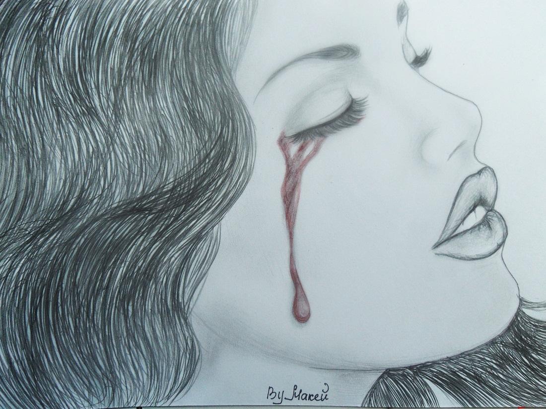 Плачь картинки нарисованные