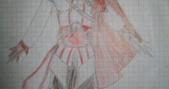 Рисунки Ассасина для срисовки (25 фото)