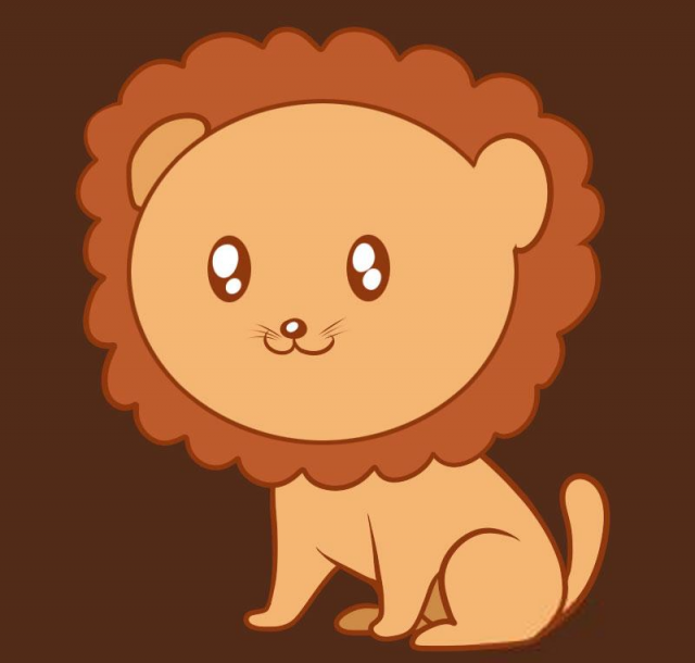 экспозиции милые картинки льва рисунки последние годы