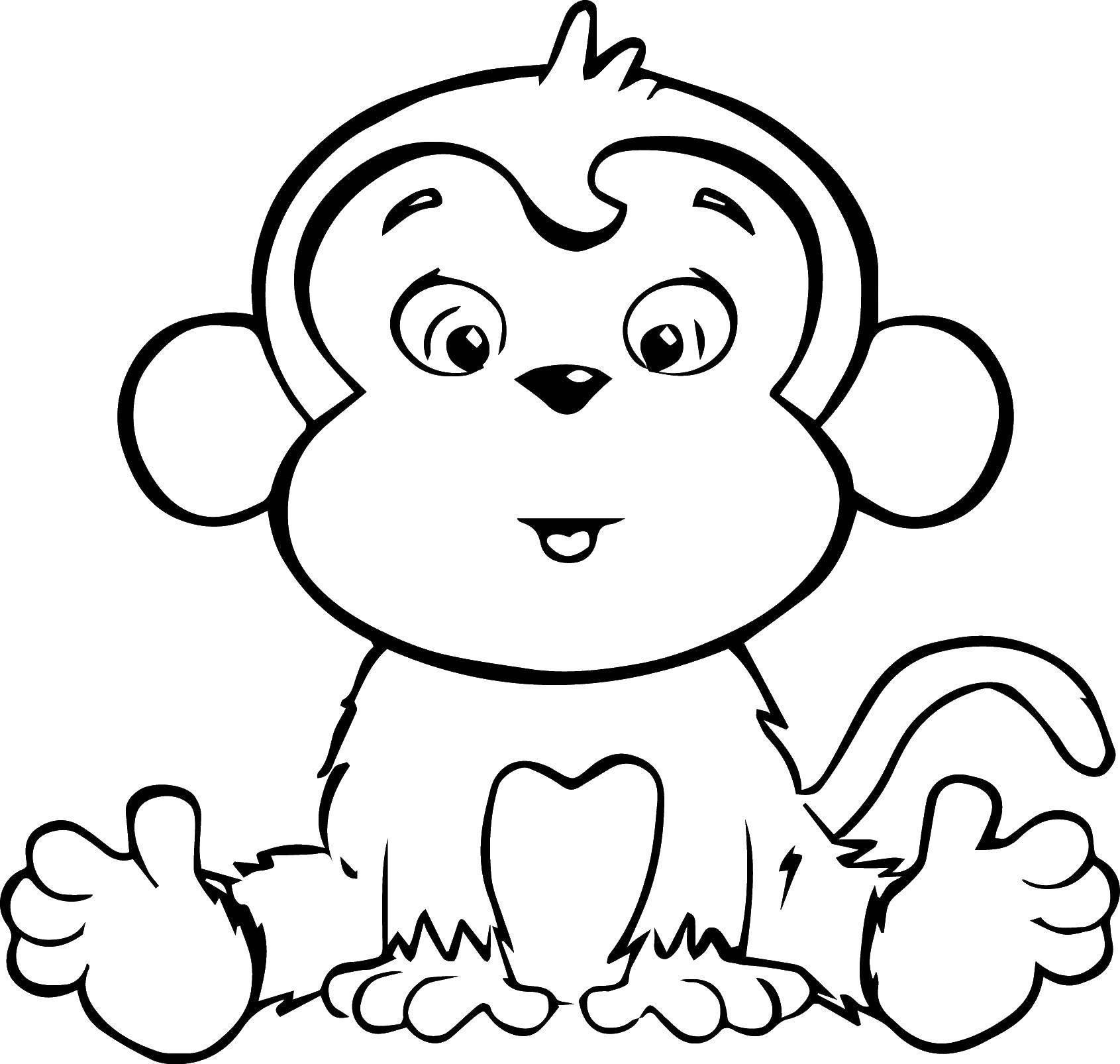 Рисунки животных для мальчиков