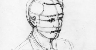 Рисунки людей для новичков карандашом (35 фото)