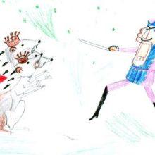 Рисунки щелкунчика карандашом для детей (30 фото)