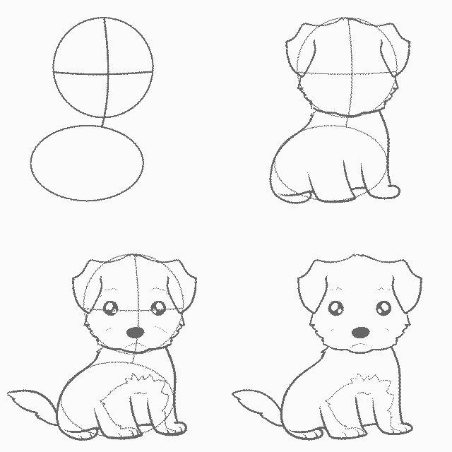 Рисование карандашом для начинающих картинки