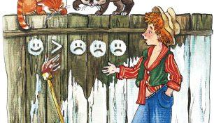 Рисунки карандашом «Приключения Тома Сойера» (25 фото)