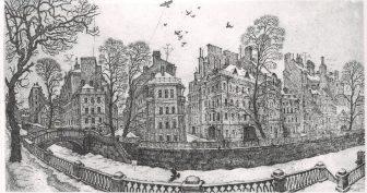 Рисунки карандашом город Петербург (45 фото)