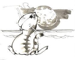 Смешные рисунки котов карандашом (34 фото) 🔥 Прикольные ...