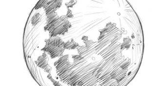 Рисунки карандашом земной шар (22 фото)