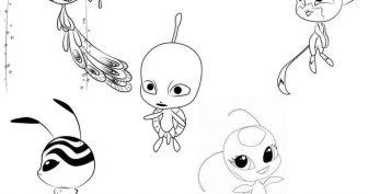 Рисунки для срисовки квами (29 фото)