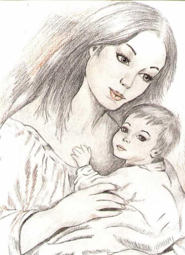 картинки на день матери чтобы нарисовать высадки американцев