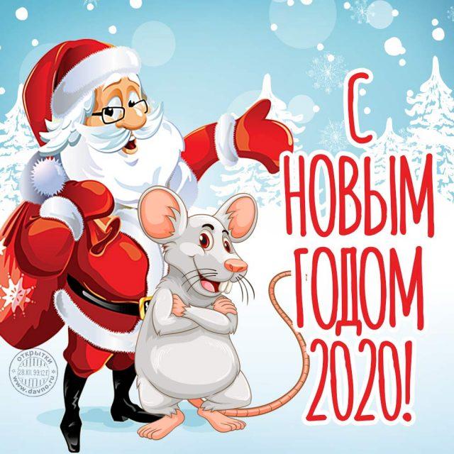 с новым годом 2020 картинки анимационные новые банки москвы выдающие кредитные карты