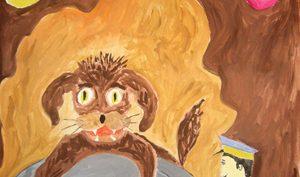 Рисунки к сказке «Огниво» карандашом (23 фото)