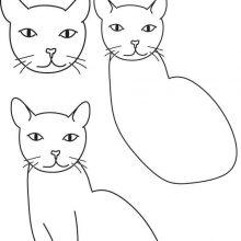 Рисунки карандашом домашние животные (36 фото)