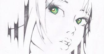 Рисунки карандашом скетчи (30 фото)